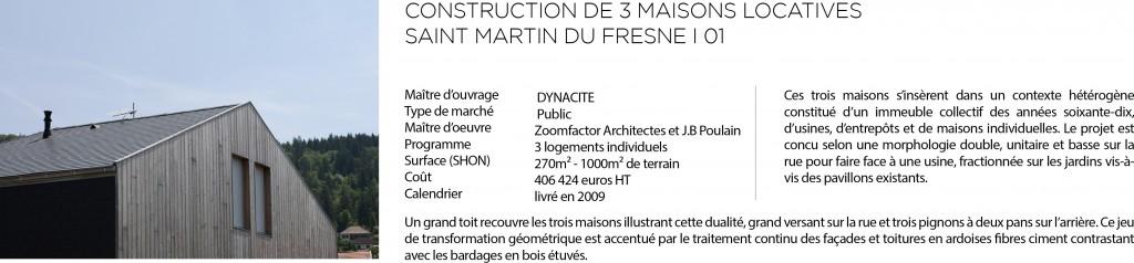 3 maisons saint martin du fresne zoomfactor. Black Bedroom Furniture Sets. Home Design Ideas