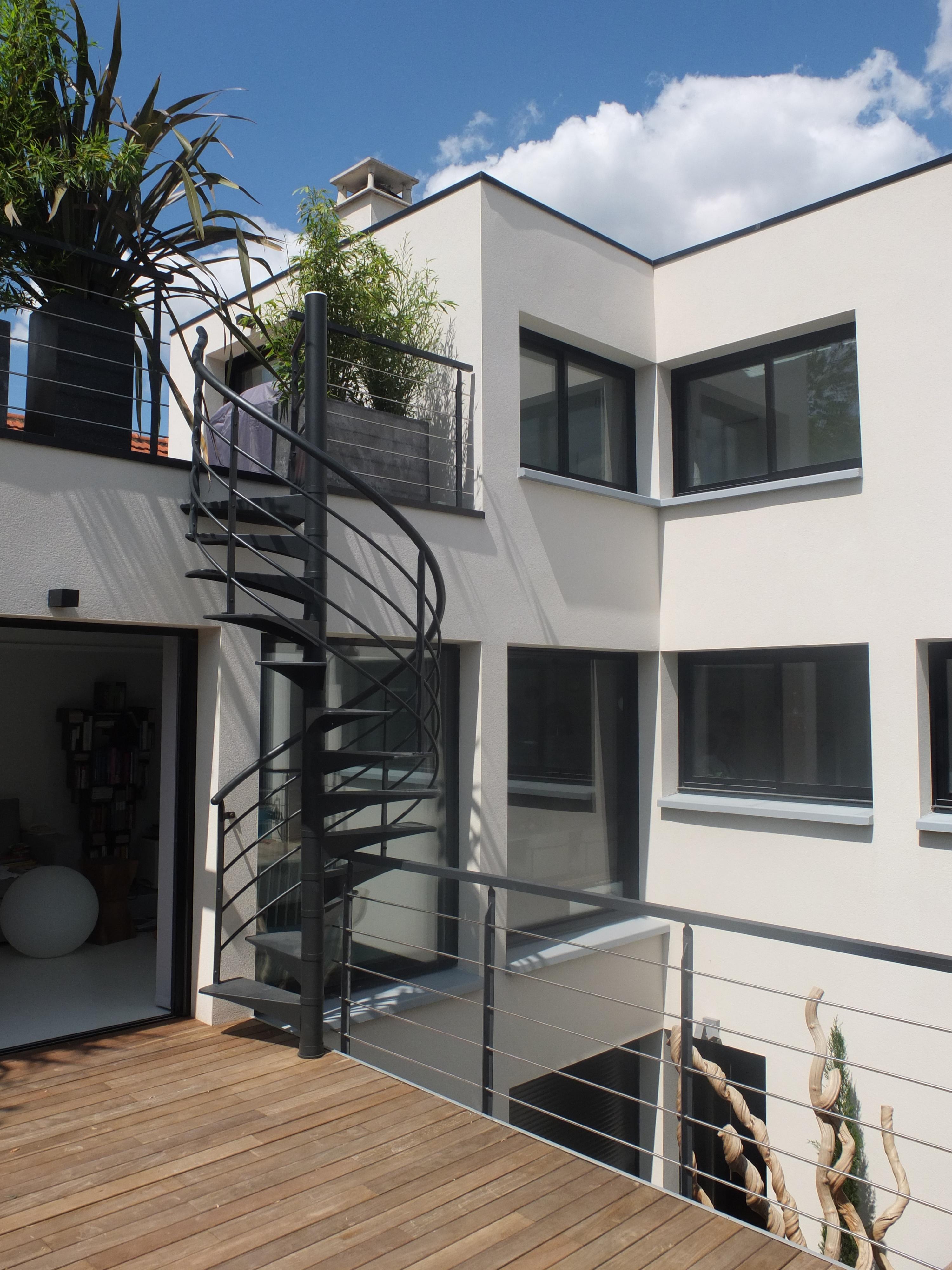 Zoomfactor architectes programme dune maison surface shon for Cout construction maison architecte