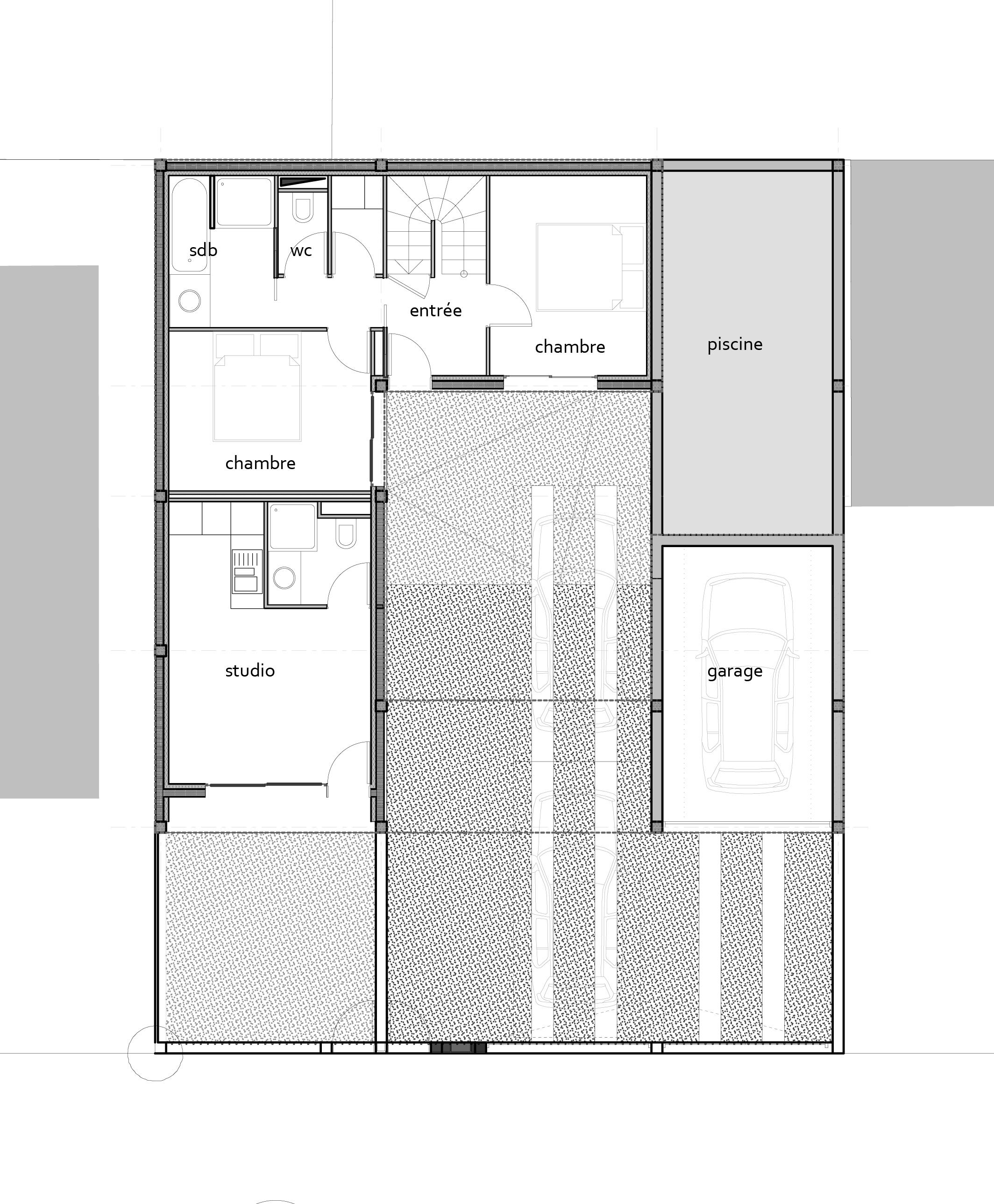 cout construction maison maitre d oeuvre. Black Bedroom Furniture Sets. Home Design Ideas