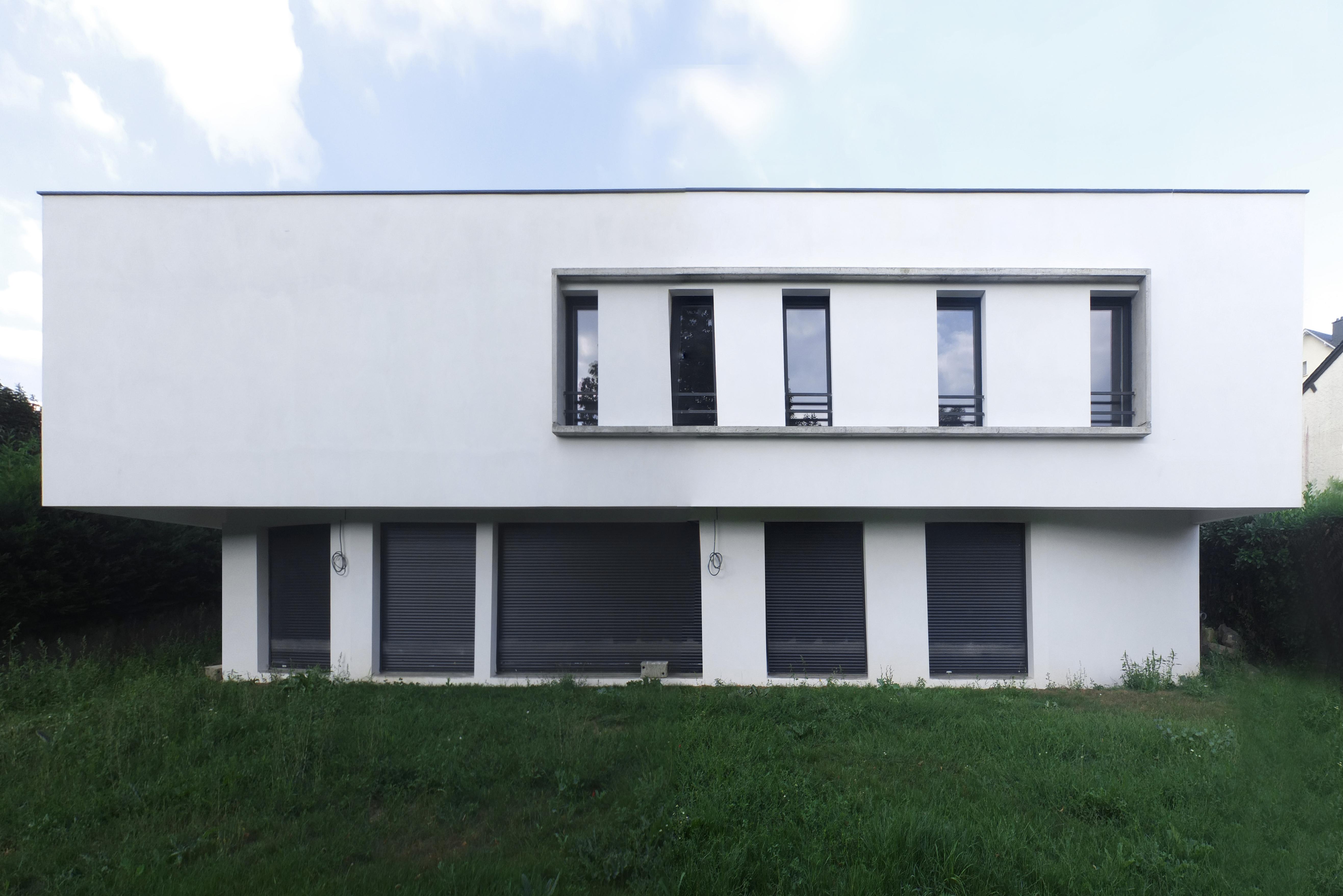 1 maison rodez zoomfactor architectes paris. Black Bedroom Furniture Sets. Home Design Ideas