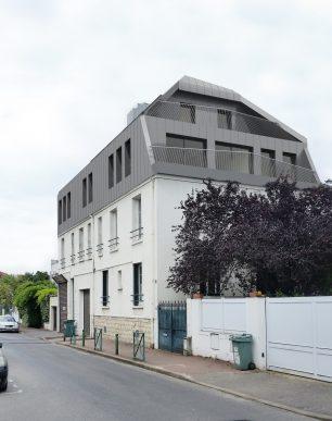 surélévation immeuble paris