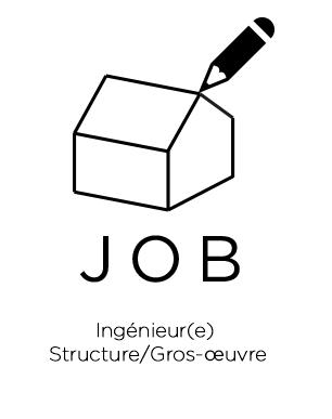 zoomfactor architectes recrute un ingenieur e structure gros oeuvre zoomfactor architectes. Black Bedroom Furniture Sets. Home Design Ideas